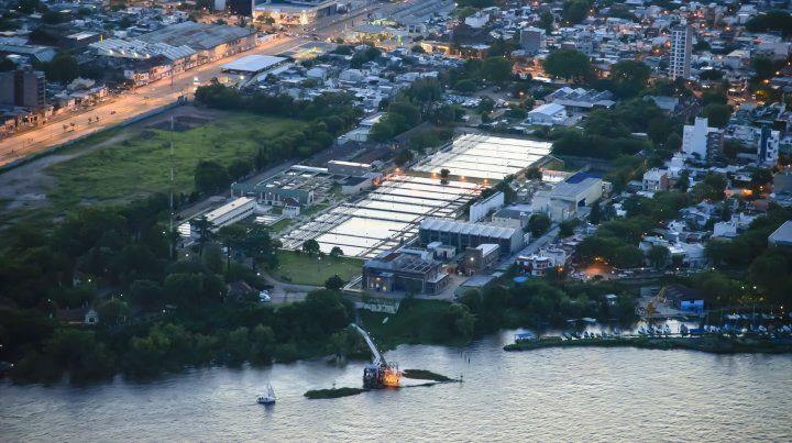 Aguas Santafesina ya formalizó su pedido de aumento de la tarifa.
