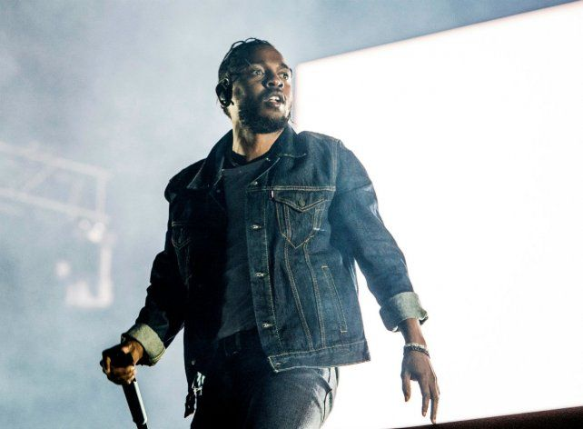Con las de ganar. Lamar se luce con la banda de sonido de Pantera negra.
