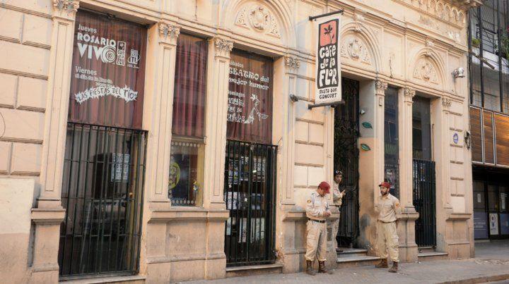 El Café de la Flor (Mendoza 863)