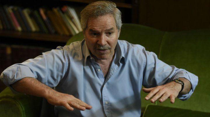 Felipe Solá recorre el país para apuntalar su candidatura presidencial.