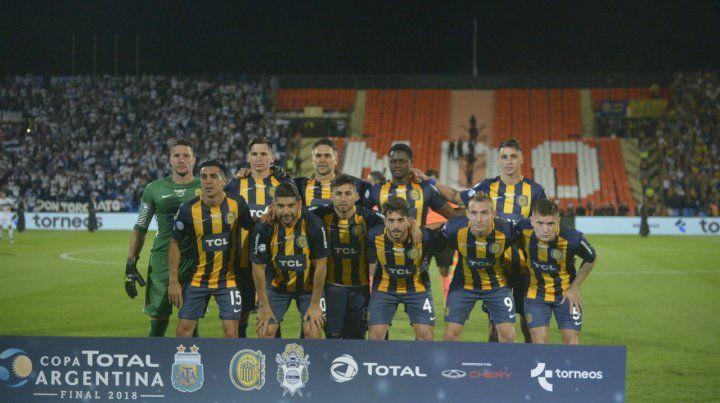El equipo campeón.