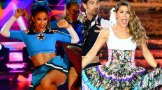 Jimena Barón cruzó con ironía a Lourdes Sánchez en el Bailando