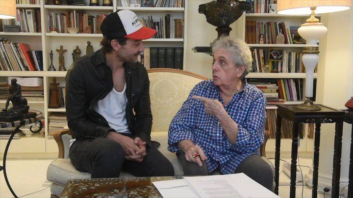 La decepción de Pedro Alfonso ante la negativa de Antonio Gasalla de trabajar juntos en una obra en Carlos Paz