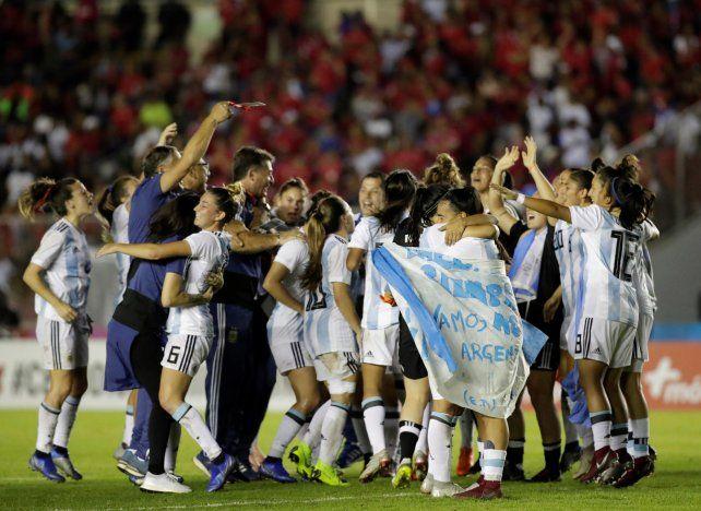 Las chicas de Argentina ya tienen a sus rivales en el Mundial