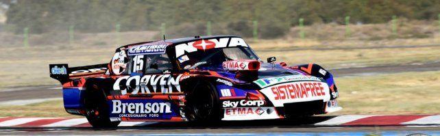 TC: Matías Rossi se quedó con la pole en el autódromo de Sn Nicolás
