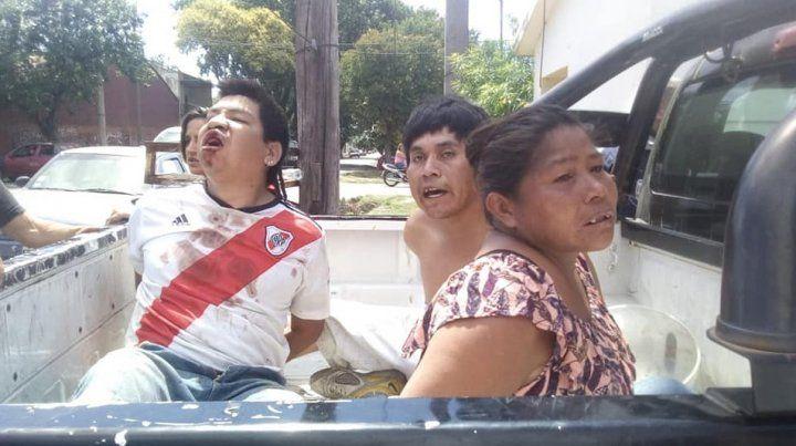 Vecinos del barrio Los Pumitas denunciaron violencia policial: hubo detenidos y heridos