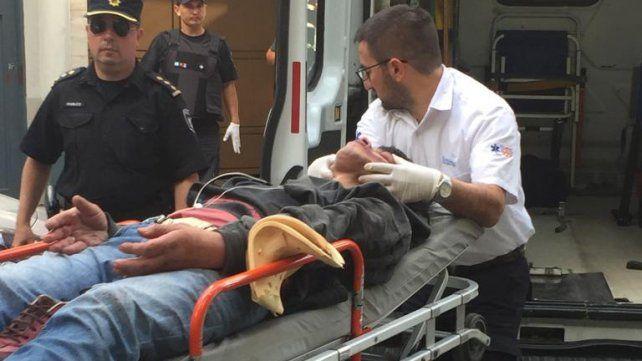 Brutal golpiza contra un ladrón en el macrocentro rosarino