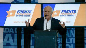 Lifschitz viene siendo tentado por varias figuras del peronismo para integrarse a un frente electoral.