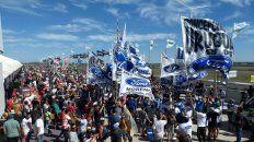 El Turismo Carretera es pasión de multitudes en San Nicolás