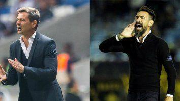 Pega el grito. Domínguez es el que más consenso tiene en la dirigencia rojinegra. Aplausos. Cocca también está en carrera para suceder a Omar De Felippe.