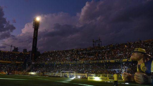 Central vive una fiesta en el Gigante por la consagración en la Copa Argentina