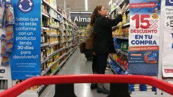 El consumidor pagó 5,25 veces más en góndola