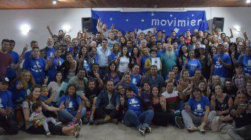 Dirigentes de más de 120 localidades santafesinas confluyeron en Rosario.