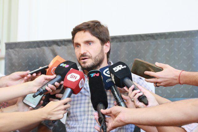 El ministro de Seguridad Maximiliano Pullaro ratificó su denuncia contra los fiscales Martí y Apullán.