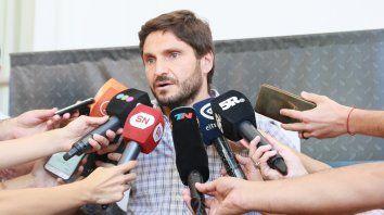 El ministro de Seguridad Maximiliano Pullaro ratificó la lucha contra las organizaciones criminales en Santa Fe.