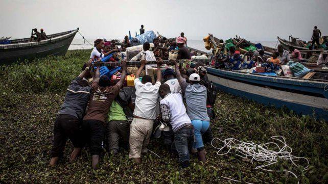 Las agencias internacionales eligieron sus mejores imágenes para la foto del año