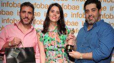 Los responsables de Jugá 24 que ganaron como la aplicación destacada del año