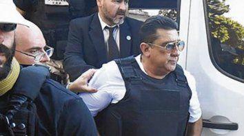 Luis Paz se negó a hablar ante la Justicia Federal