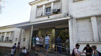 La víctima fue derivada al Hospital Eva Perón, pero llegó sin vida.