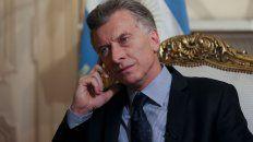 Macri confirmó que levantó spot en el que participa Darthés