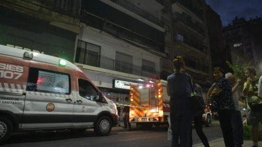 Una mujer murió tras caer por el hueco de un ascensor en el centro