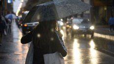 El SMN advierte que las precipitaciones pueden ser importantes para la región.