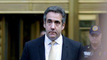 Condenan a Michael Cohen, el abogado de Trump