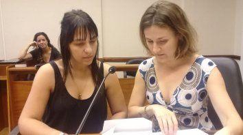 Alejandra Del Río Ayala y Yanina Tolosa, fiscales unidad especial GeFaS del MPA.