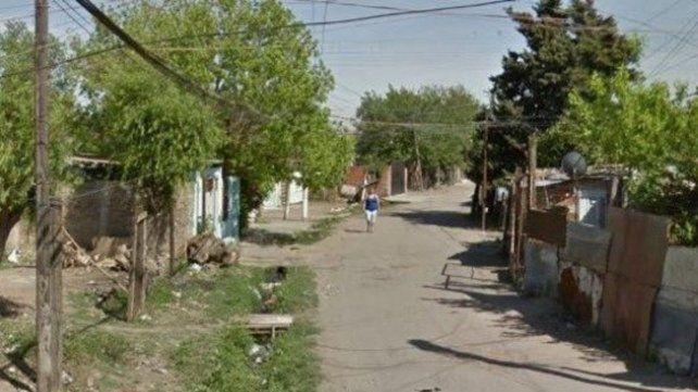 Pasillos oscuros. El cuerpo vejado y sin vida de Guadalupe Medina fue hallado en una casa en construcción.
