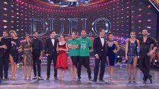 El Bailando 2018 ya tiene a sus parejas semifinalistas