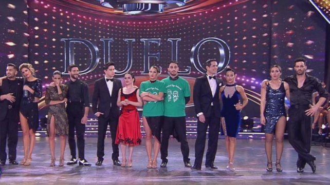 El Bailando ya tienen a sus parejas semifinalistas