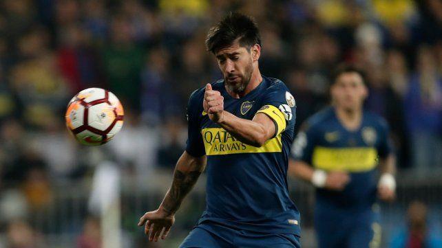 ¿Habrá sido el último? Pablo Pérez sería uno de los que dejaría Boca a fin de año.