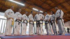 El Grupo Taekwondo Unido tiene un objetivo claro: Australia