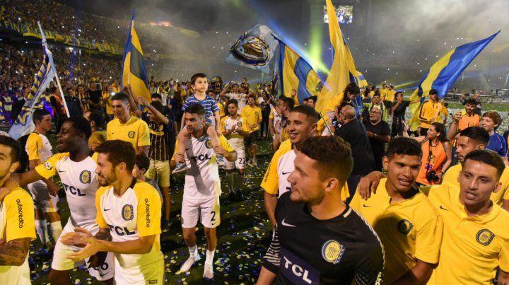 Central conocerá mañana sus rivales en la Copa Libertadores 2019