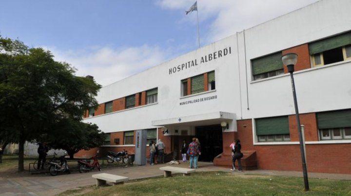 El joven baleado murió en el Hospital Alberdi.