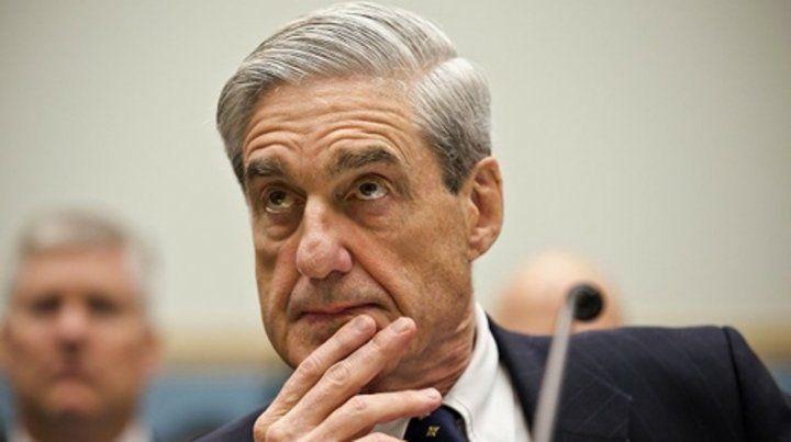 Un sabueso. Robert Mueller