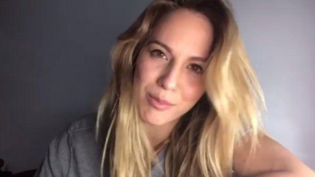 Flor Vigna mostró un video con sus partes no likeables