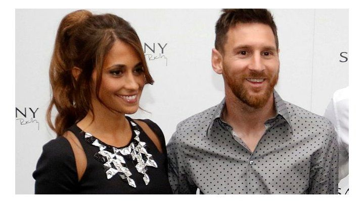 Traidor, el enojo de Antonela Roccuzzo ante un posteo de Lionel Messi