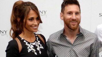Traidor, el enojo de Antonela Roccuzzo por posteo de Lionel Messi