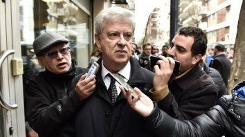 Carlos Beraldi, abogado de la ex presidenta Cristina Kirchner.