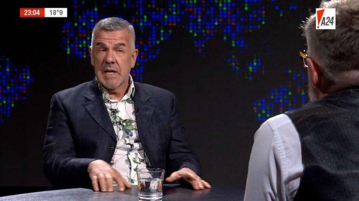 Dady Brieva, sobre el kirchnerismo: ¿Y si no se robaron todo?