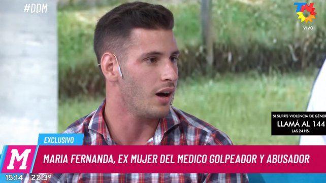 La historia de Santiago Bustince el joven que denunció a su padre violador