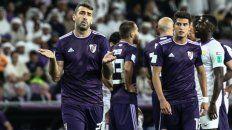 River fue sorprendido por un equipo árabe y se despidió de la final