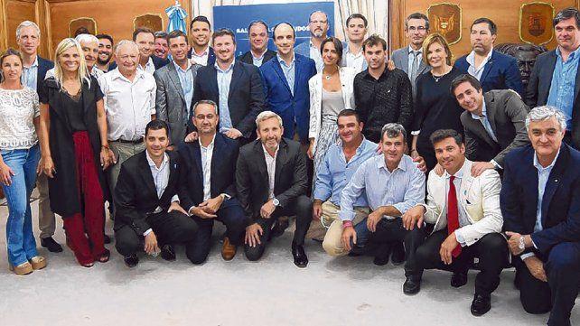 convenio. Son 24 las localidades santafesinas que acordaron con Nación.