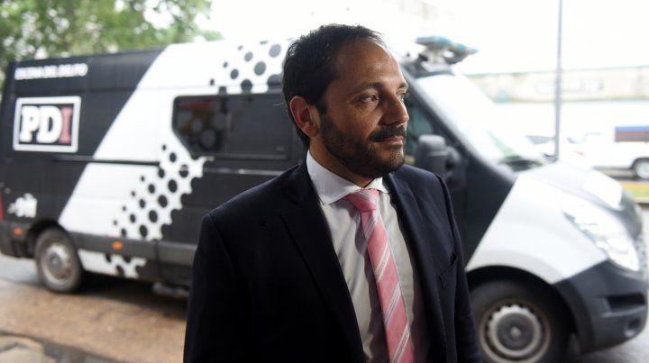 El caso quedó en manos del fiscal Adrián Spelta.