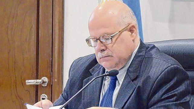 homologación. Se hará hoy y estará a cargo del juez José Luis Suárez.