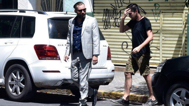 Benefician con la libertad bajo fianza a Lucho Paladini