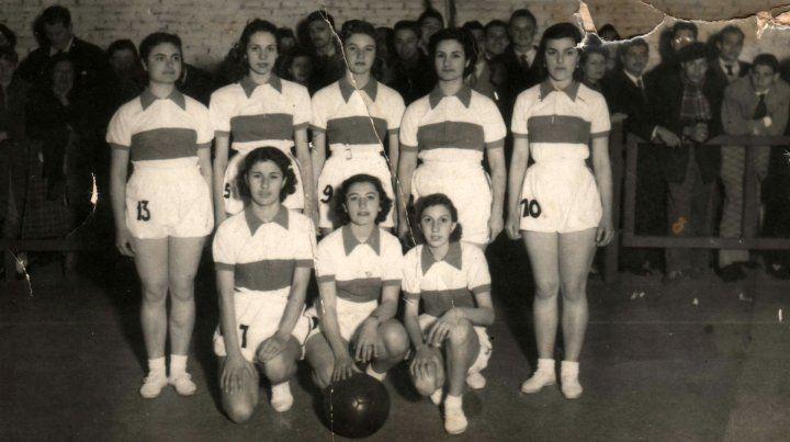 Echesortu Fútbol Club: en el nombre del barrio