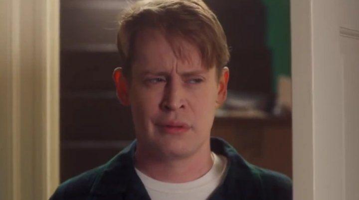 Macaulay Culkin volvió a ser Mi pobre angelito para un comercial de Google