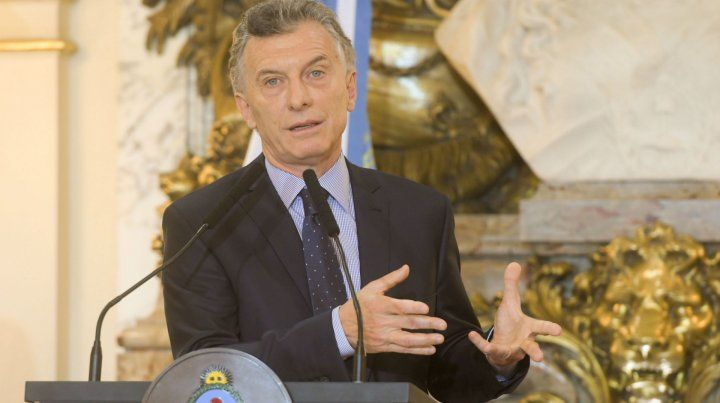 Macri repudió los ataques y brindó su apoyo a las autoridades.